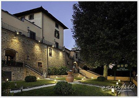 Hoteles bonitos: Palazzo Mannaioni en la Toscana, Italia