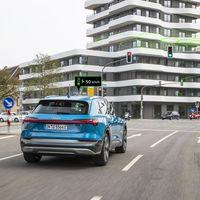 Los nuevos coches de Audi hablarán con los semáforos a partir de julio para no tener que parar