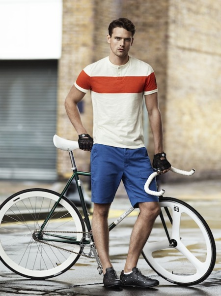 Trendencias noticias: los ciclistas urbanos ya tienen nuevo uniforme (por H&M)