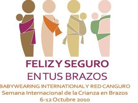 Semana internacional de la Crianza en brazos 2010