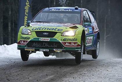 Latvala hace historia con su victoria en Suecia