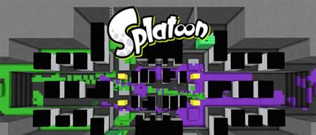 Minecraft también se pinta de colores con una versión de Splatoon