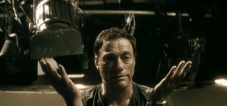 JCVD, la confesión de Van Damme