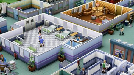 Two Point Hospital repasa en su nuevo vídeo las cómicas animaciones y personalidades que tendrán los personajes