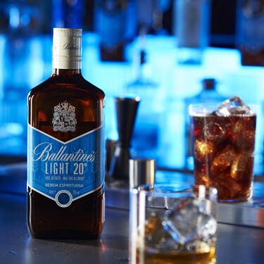 El mundo 'light' llega a los espirituosos: lanzan versiones de Beefeater y Ballantine´s con la mitad de alcohol