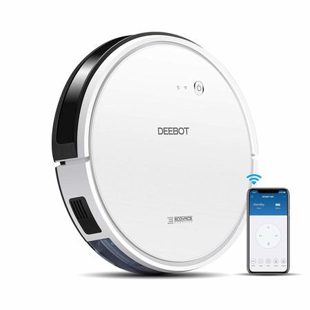 Oferta del día en el robot de limpieza Ecovacs Robotics Deebot 605: su precio es de 189,90 euros hasta medianoche en Amazon