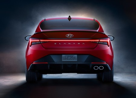 Hyundai Elantra N Line 2021 1600 23