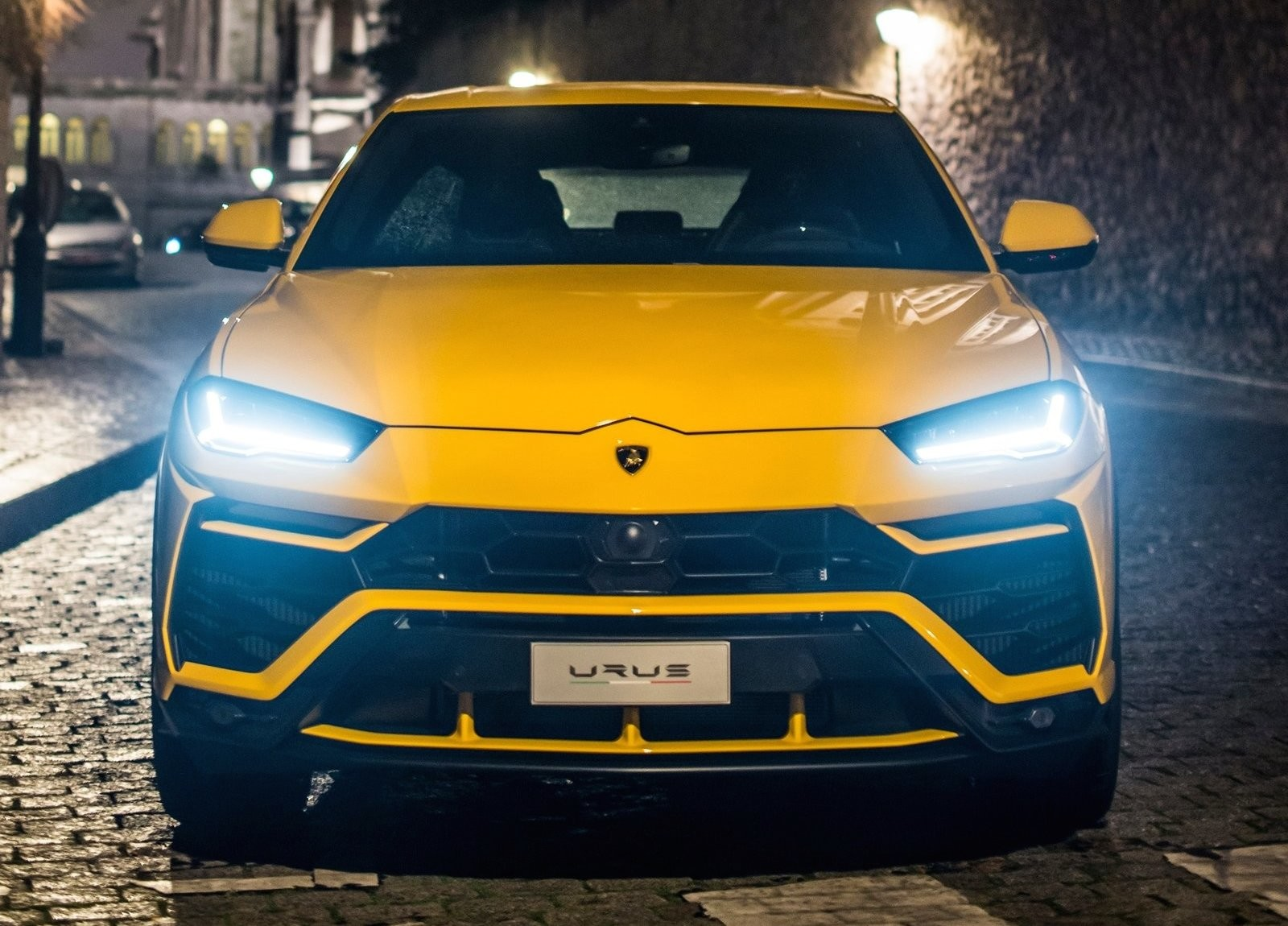 Foto de Lamborghini Urus (22/76)