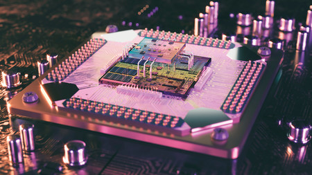 """Por primera vez consiguen """"teletransportar"""" información entre dos chips sin estar conectados física o electrónicamente, según la Universidad de Bristol"""