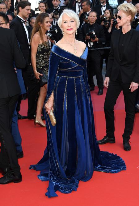 Festival Cannes Helen Mirren Elie Saab Alta Costura