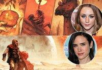 Jennifer Connelly y Saoirse Ronan acompañarán a Crowe en lo nuevo de Aronofsky