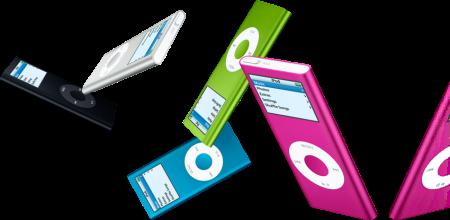 iPod nano segunda generación
