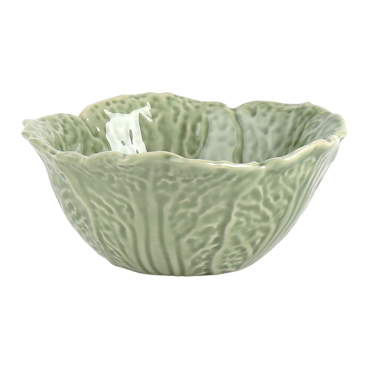 Bowl lechuga Caoba