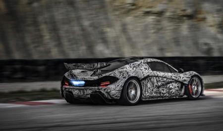 Apple podría comprar el fabricante de coches McLaren