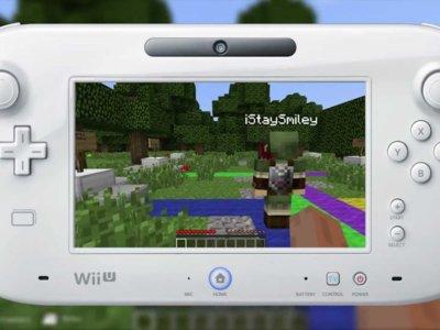 Minecraft para Wii U es un éxito en japón