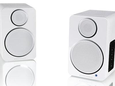 Wharfedale DS-2, unos altavoces Bluetooth compactos para acompañar a tu PC o smartphone