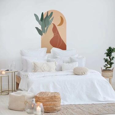 19 vinilos espectaculares para decorar las paredes de nuestra casa de una forma sencilla, bonita y económica