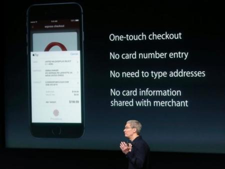 Más de un millón de tarjetas de crédito son activadas en Apple Pay durante sus primeras 72 horas de vida