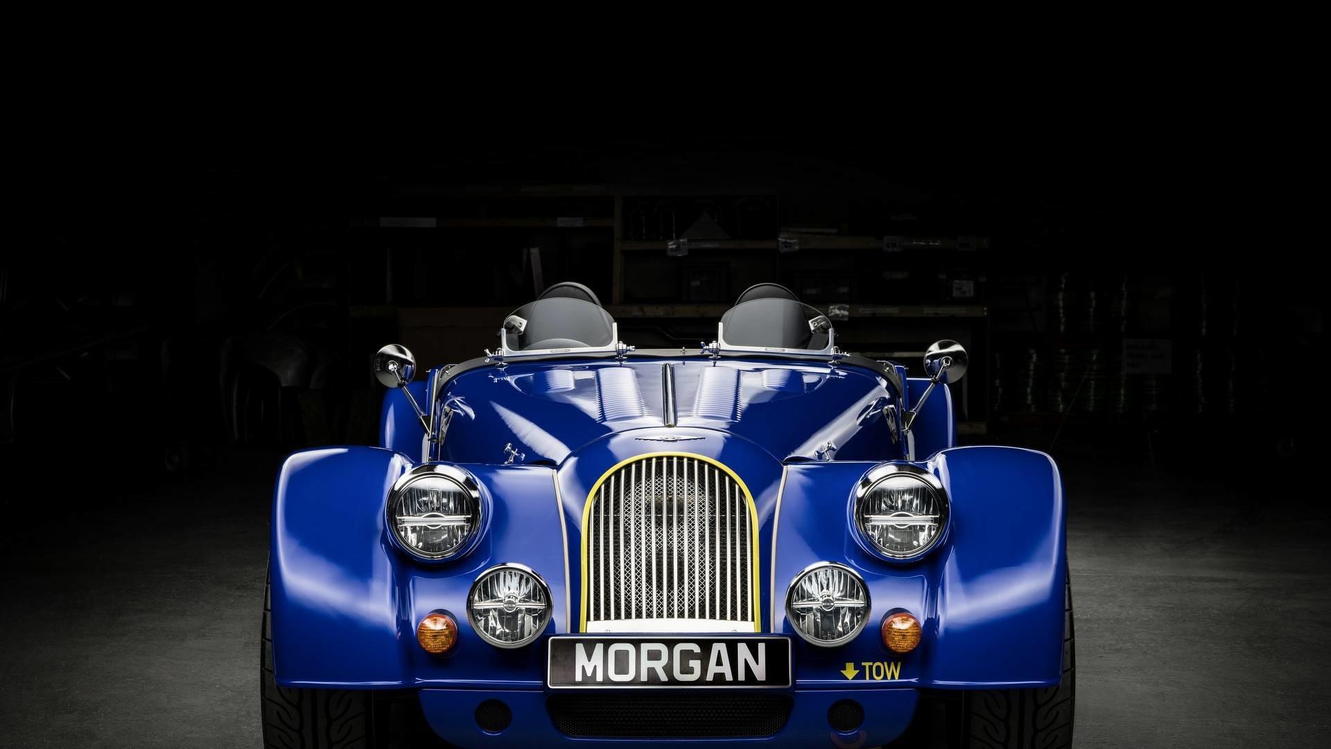 Foto de Morgan Plus 8 50º Aniversario (7/11)