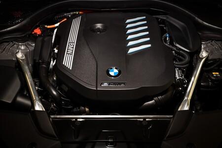 Bmw 545e Xdrive Motor