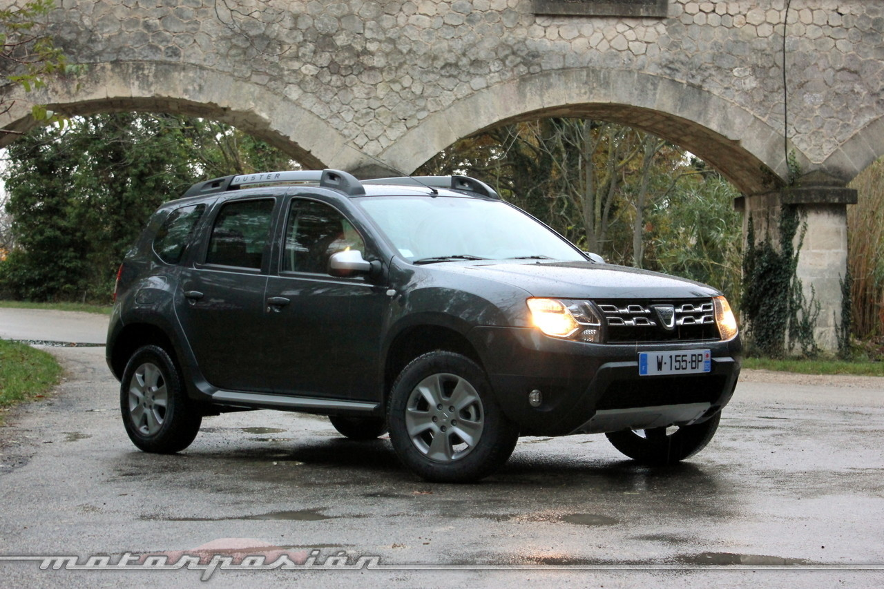 Dacia Duster 2014 - presentación