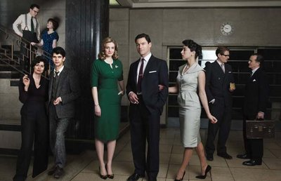 'The Hour' termina con nota y tendrá segunda temporada