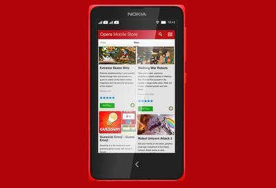 Nokia Store será reemplazado por Opera Mobile Store en todos los terminales de Microsoft que no sea Lumia