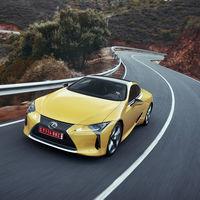Lexus registra en Europa la denominación LC F: ¿veremos pronto otra bestia F?