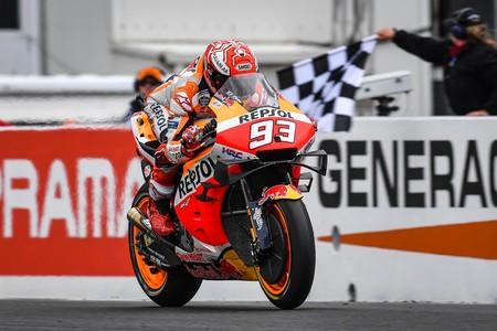Marquez Australia Motogp 2019