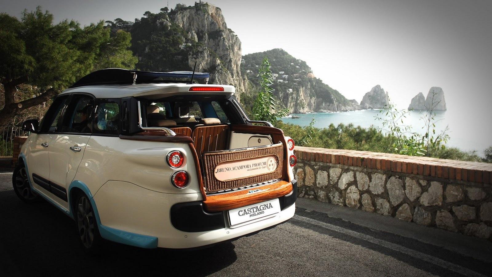 Foto de 500L Tiberio Taxi by Castagna Milano (5/8)