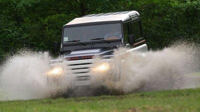 Land Rover Defender por Aznom