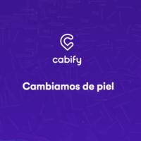 Cabify renueva su imagen y presenta su nueva aplicación