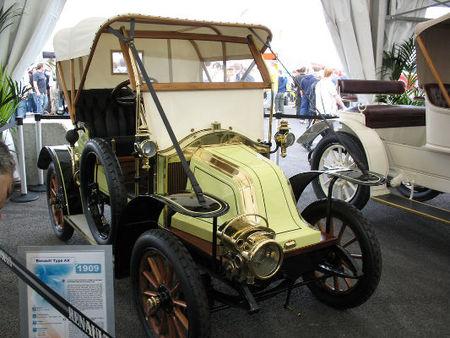 Renault Type AX 1909