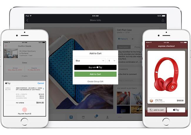 Apple Pay gana nuevos socios y continúa su avance: GameStop, Etsy, Kickstarter y Marriot