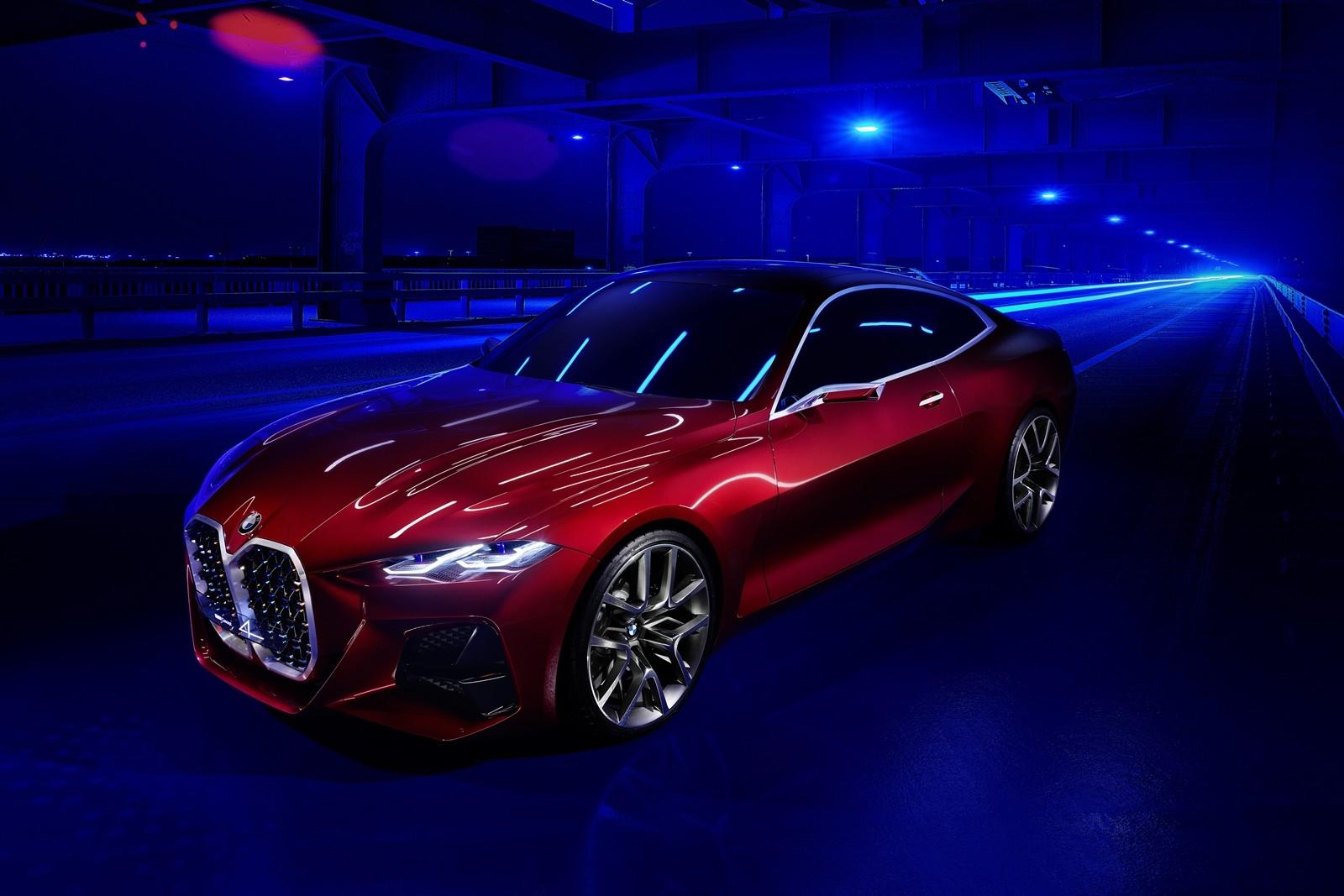 Foto de BMW Concept 4 (12/27)