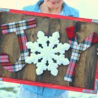 17 manualidades de Navidad para hacer con los niños