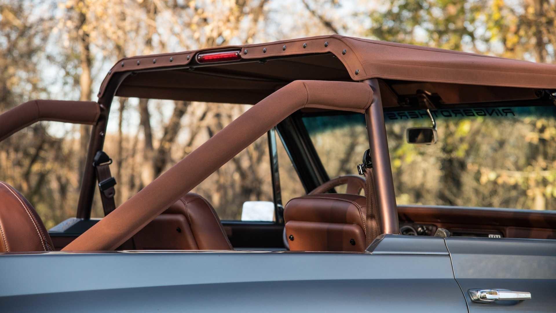 Foto de Ringbrothers Chevrolet K-5 Blazer 1971 (63/73)