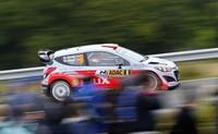 ¿Hyundai sólo con un cambio de imagen y no con un nuevo i20 WRC?