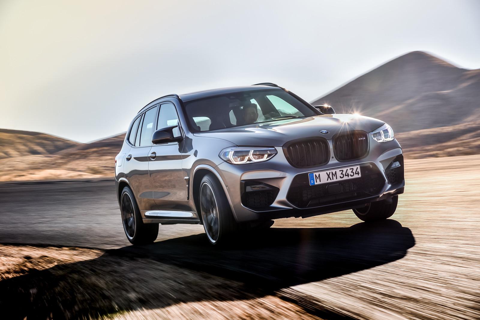Foto de BMW X3 M 2020 (Presentación) (46/80)