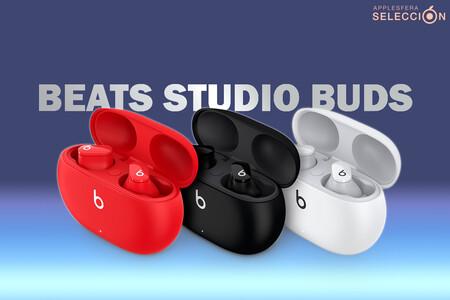 El precio de los auriculares Bluetooth sin cables Beats Studio Buds se desploma en Amazon y MediaMarkt: 119,96 euros
