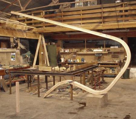 The Janus Chairs, cuando los arquitectos diseñan sillas esculturales