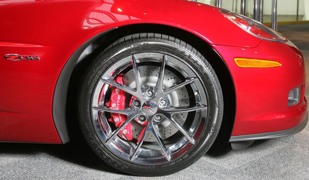 Foto de Chevrolet Corvette 427 Limited Edition Z06 (2/3)