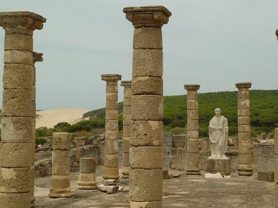 Baelo Claudia, la ciudad romana en la costa gaditana