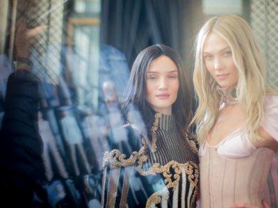 ¿Prefieres a las top models rubias o morenas?