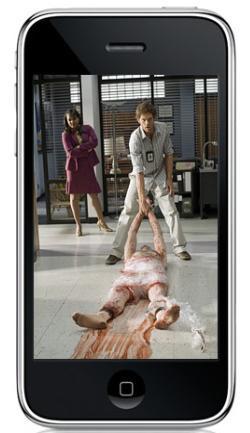 'Dexter' podría llegar para el iPhone en un juego muy original