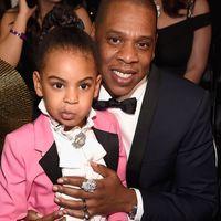 Beyoncé hace el mejor tributo a Prince: la pequeña Blue Ivy se viste de él en los Grammy 2017