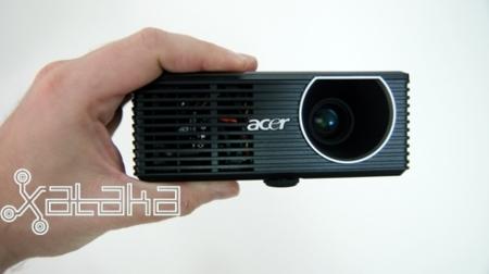 Acer K10, proyector para cine de andar por casa