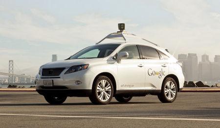 Los vehículos de conducción autónoma de Google han superado las 300.000 millas sin un solo accidente