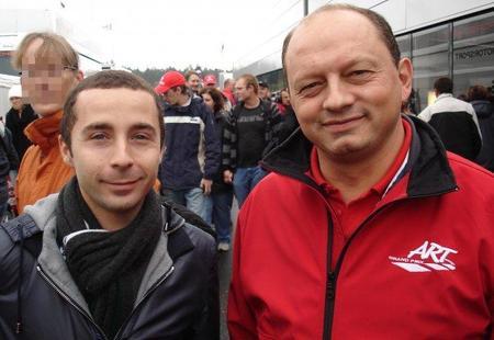 A Nicolas Todt le preocupa que dinero prevalezca sobre el talento en la Fórmula 1