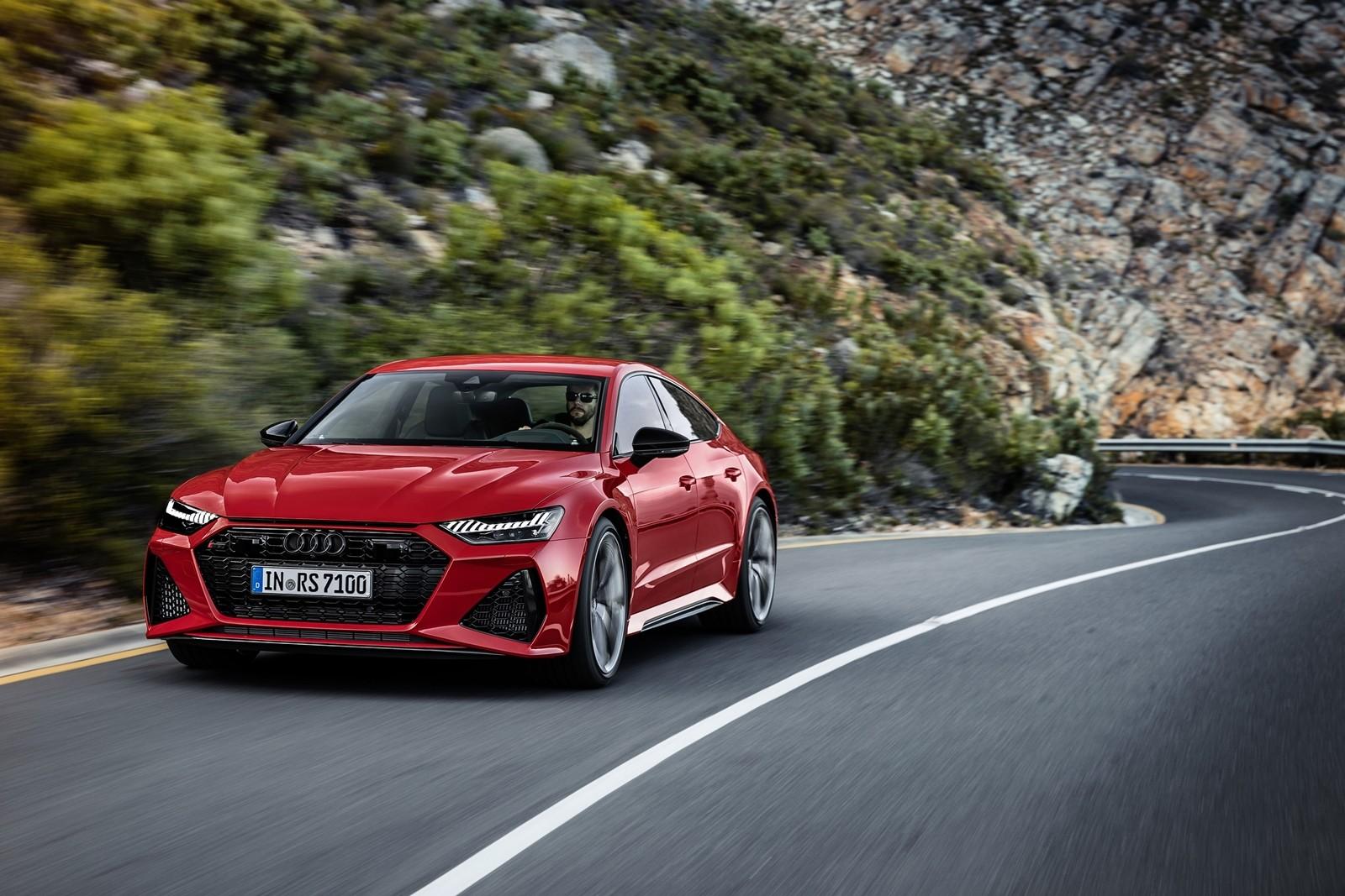 Foto de Audi RS 7 Sportback 2020 (2/44)